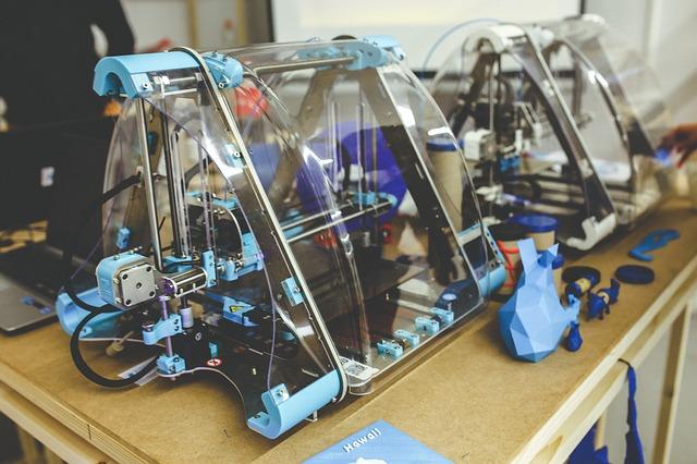 imprimante 3D technologie